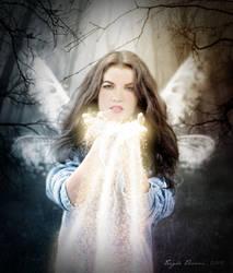 Fairy Magic by teighe