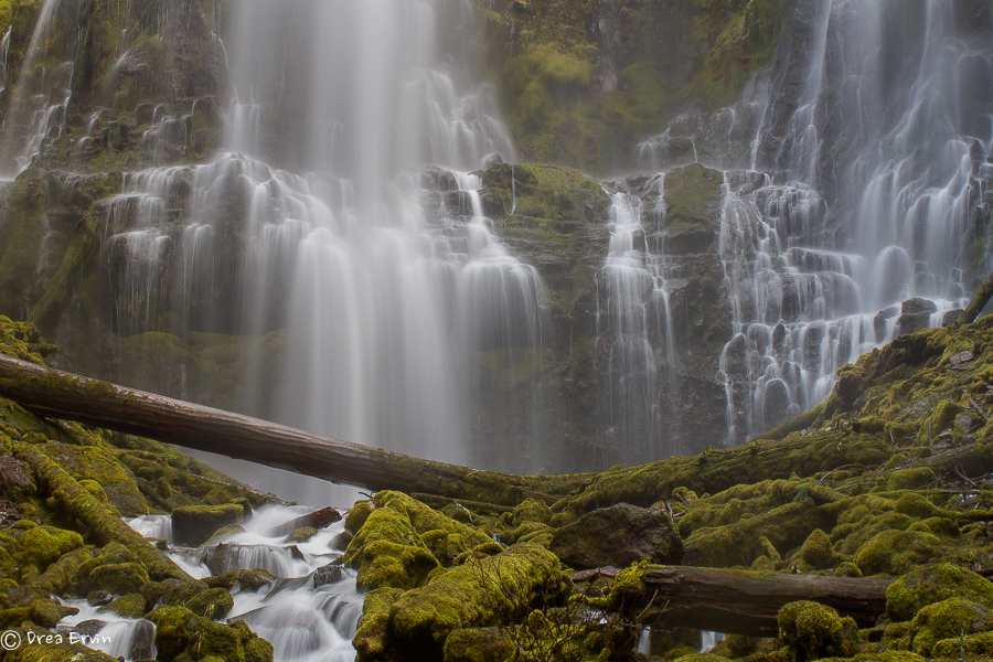 Proxy Falls by DreaErvin