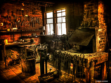 Blacksmith HDR