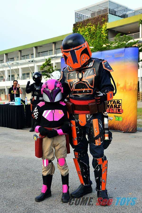Star Wars Day 2018 Singapore by LastMatStanding