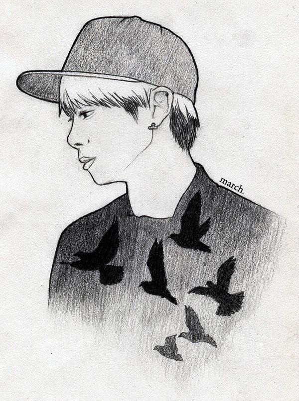 shadow birds by EmilyMarch