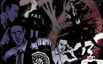 Agent York's Desktop Wallpaper
