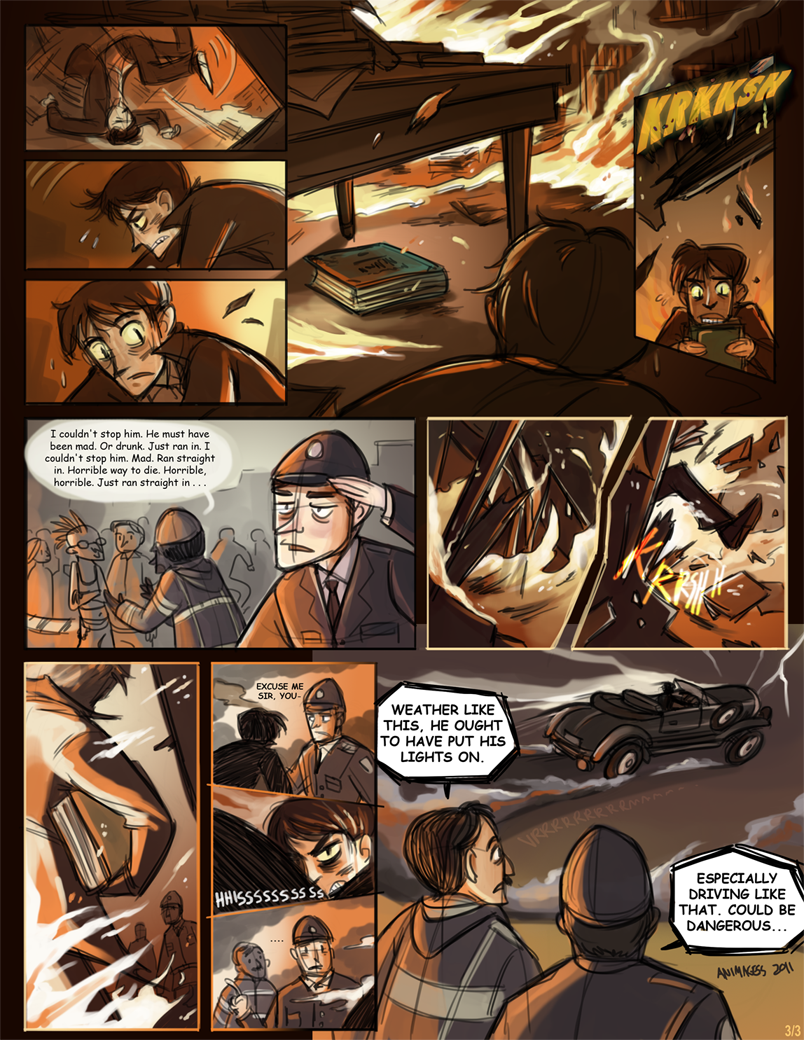 Good Omens: Up In Flames p.3 by animagess