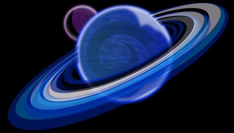 Vector Planet by kingofsnake