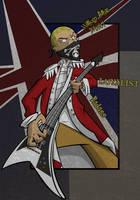 The Paul Reveres Fan Art by kingofsnake
