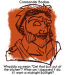 Daily Sketch 10: Commander