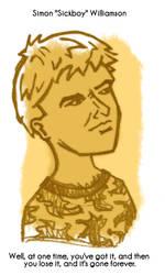 Daily Sketch 75: Sickboy