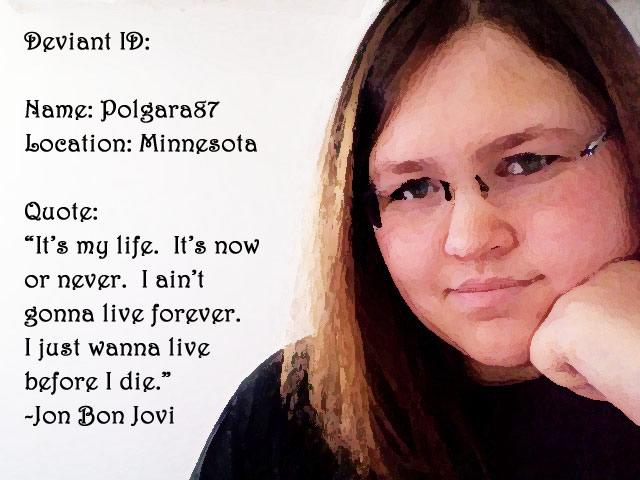 Polgara87's Profile Picture
