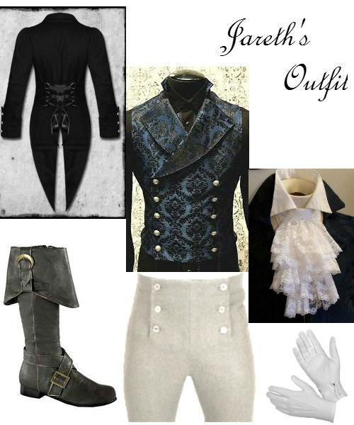 Jareths Outfit by Polgara87