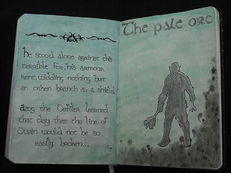 The Pale Orc - Conbook