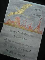 I am fire, I am....DEATH - Conbook