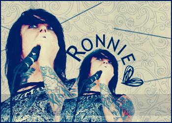 Ronnie Radke Banner by jercooo