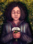 The Hunger Games: Rue's Death