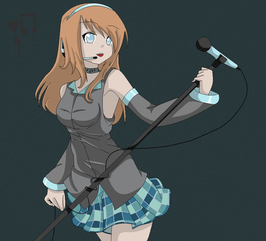 Anime Rpc: Vocaloid Rpc :: Xero By XxInTheEnd On DeviantArt