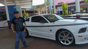 Me And The Saleen