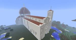 Minecraft - Basilica di Santa Maria del Fiore