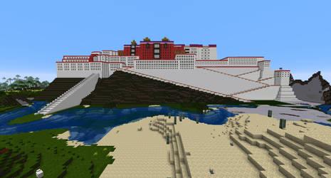 Minecraft - Potala Palace