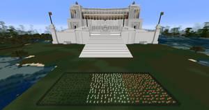 Minecraft - Altare Della Patria by MinecraftArchitect90
