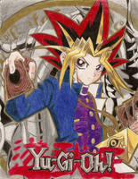 Yu-Gi-Oh by KN-KL
