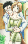 Lovely Gracia and Hughes color