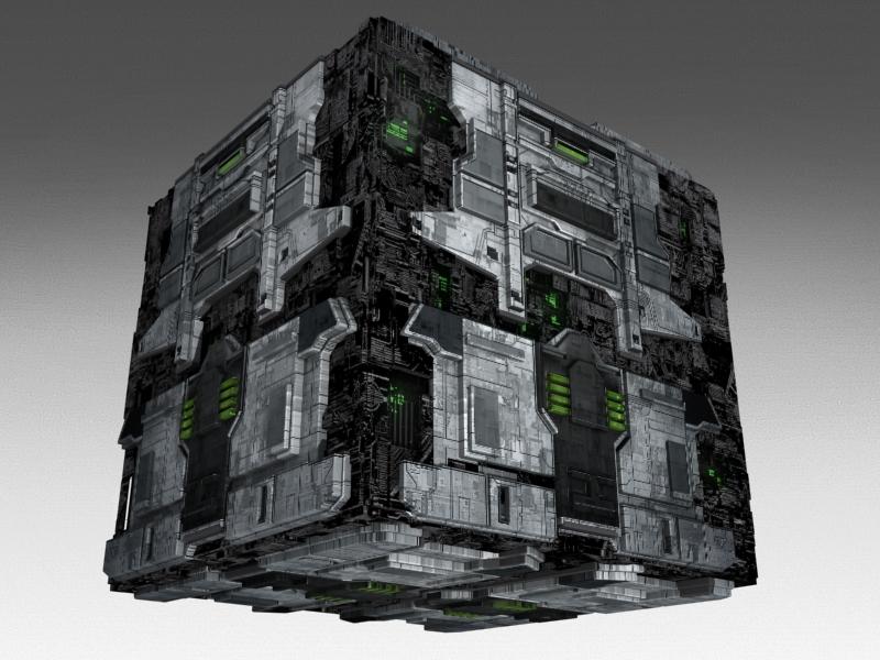 die borg explosions cubes - photo #31