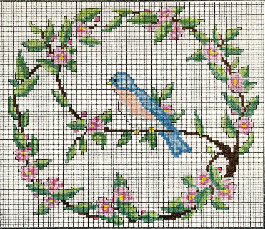 bluebird by the-stitcher