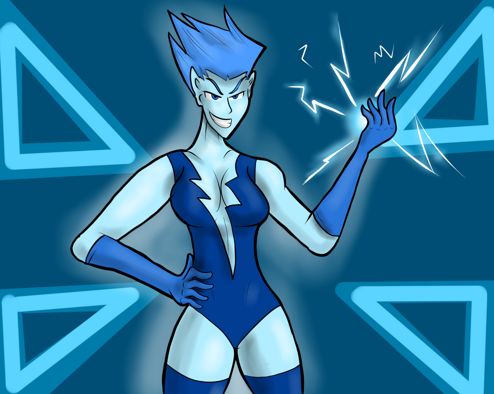 Livewire by Scaled-Scorpionsting on DeviantArt