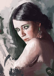 Absinthe Eyes by lpetkov