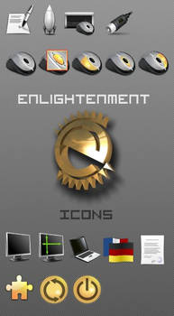 Enlightenment Icons 2