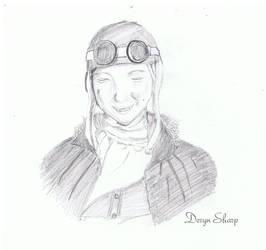 Deryn Smiles by bnt800