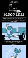 PNDE Age 5 Blood Loss