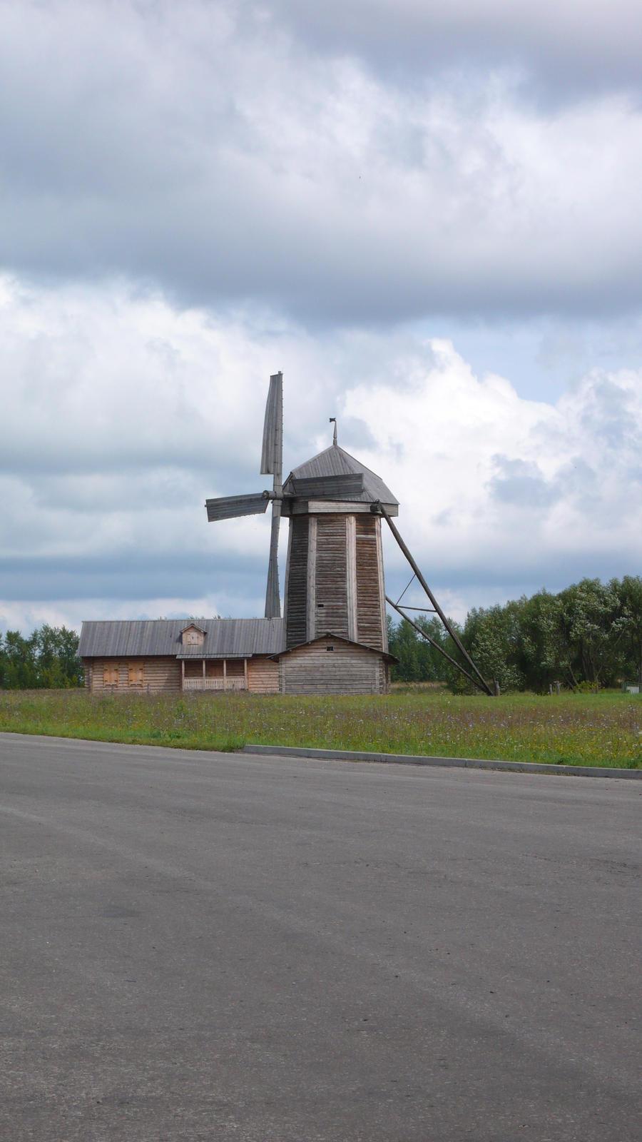 Windmill by AngelWZR
