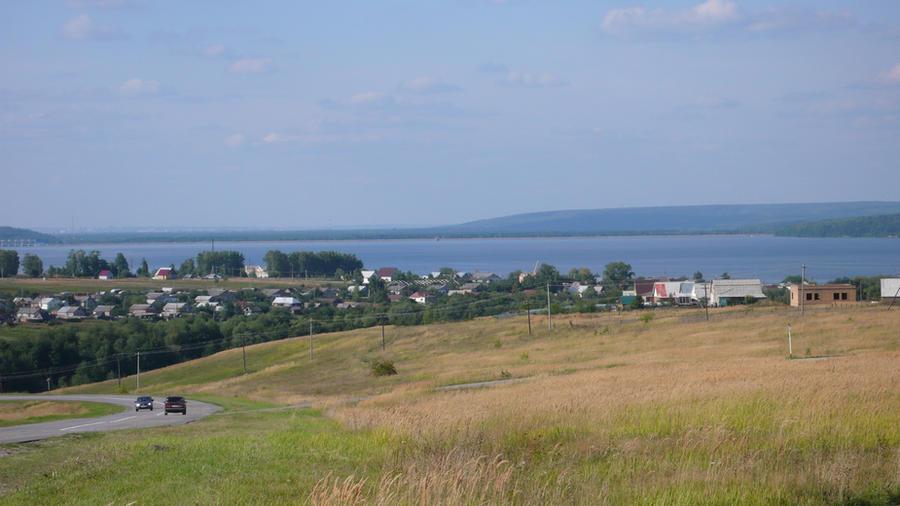 Sursk Reservoir by AngelWZR