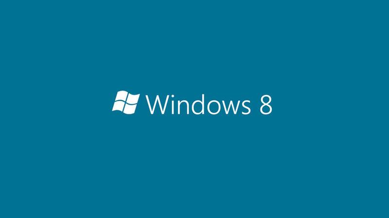 My Windows 8 wall variation by AngelWZR
