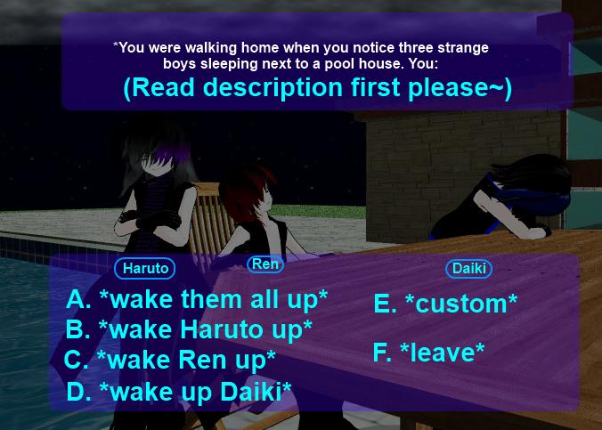 H dating sim