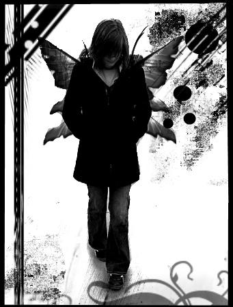 Dark Angel by Akaeya Lovely - Avatar Bulmaca