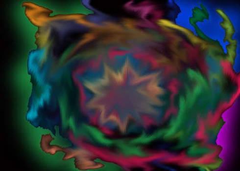 Exploding Paintcans Inspire Me