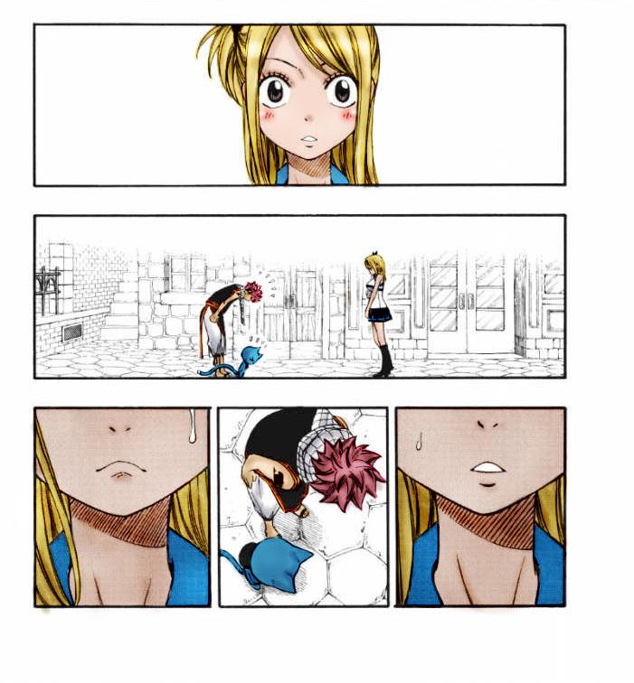 Sorry, Natsu [Part 1] by HinamoriMomo21