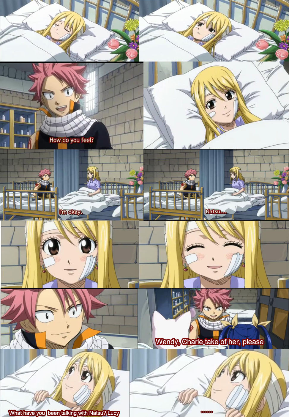 Fairy Tail Lucy Sex with discussion] i want to like nalu : fairytail