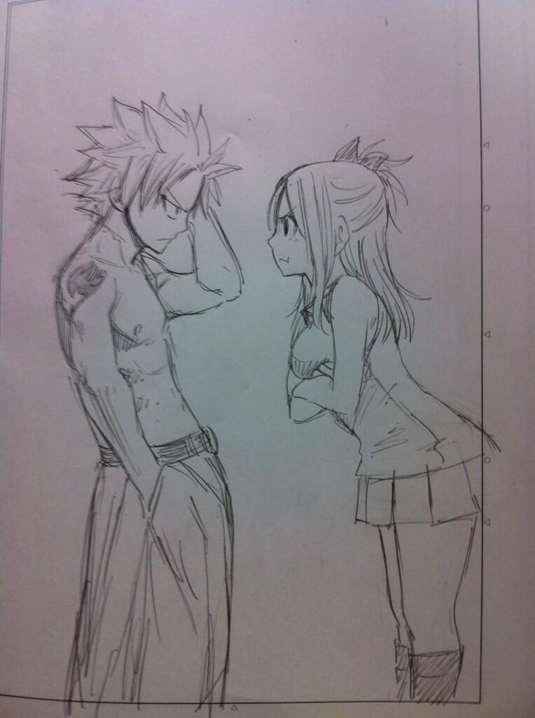 Don't do that!! |NaLu| by HinamoriMomo21