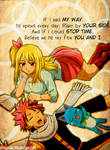 By your side |NaLu|