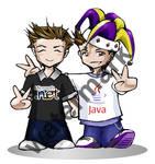 Sir TJ and Jonas