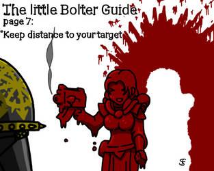 The little Bolder Guide #1 by TechmagusKhobotov