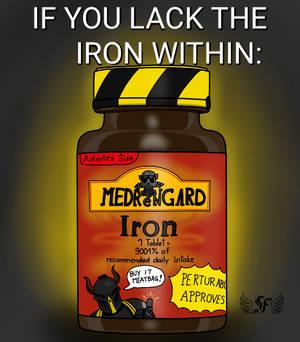 Iro Warriors Iron Supplement