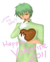 happy valentine day by einhazen