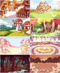 pouflon world areas by arboret