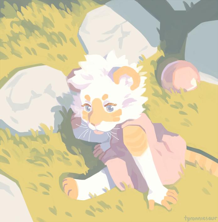 little by tyronniesaur