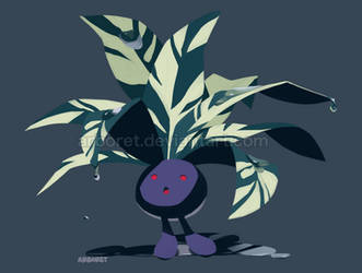 variegated oddish by arboret