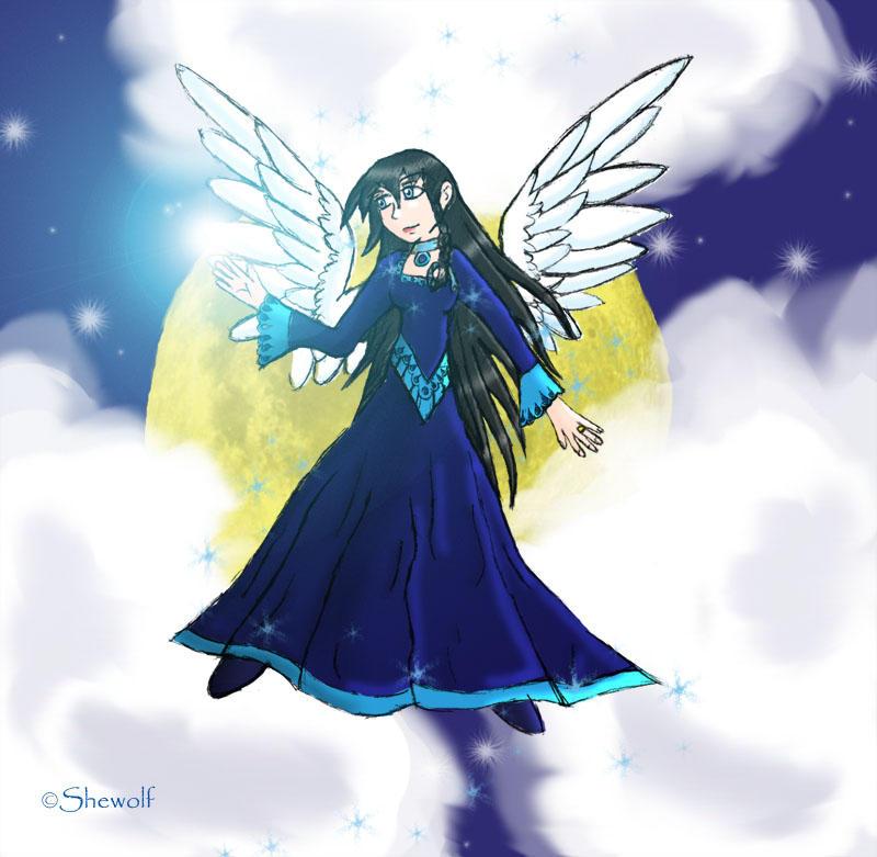 Luna Dancer by shewolfpup2000