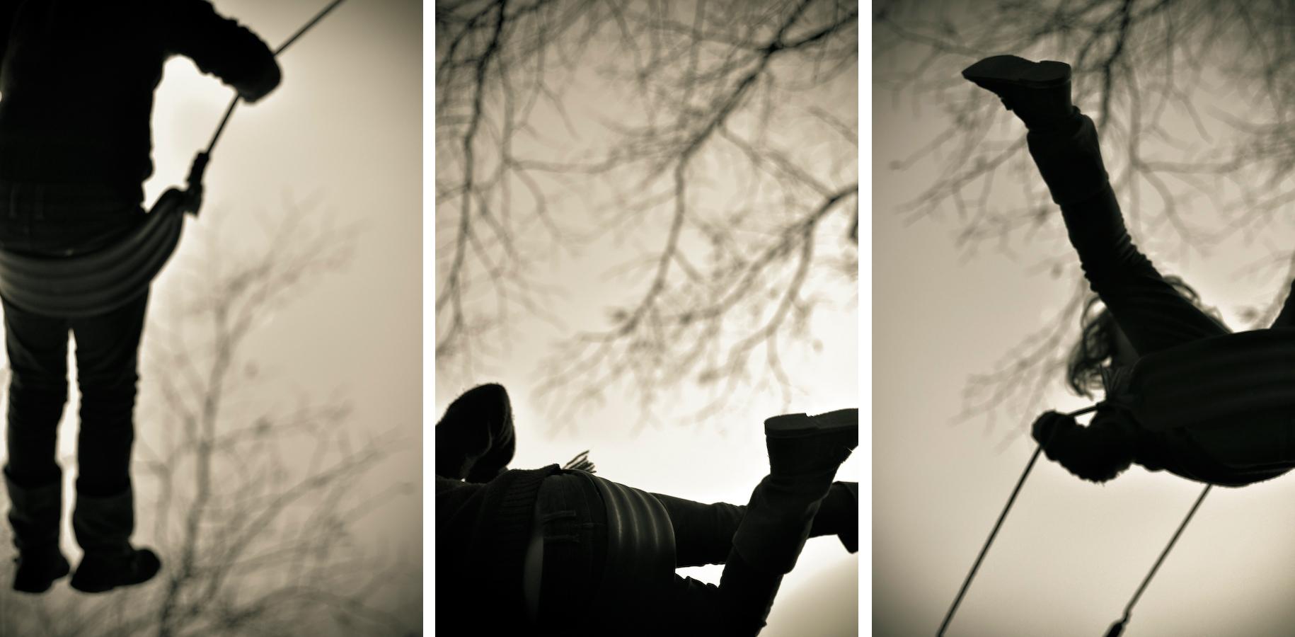 kung fu swing by Basile-Tirard